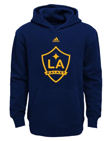 LA Galaxy Youth Pitch Street Hoodie