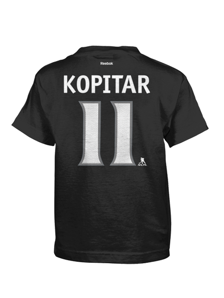 Los Angeles Kings Toddler Authentic Kopitar Player T-Shirt