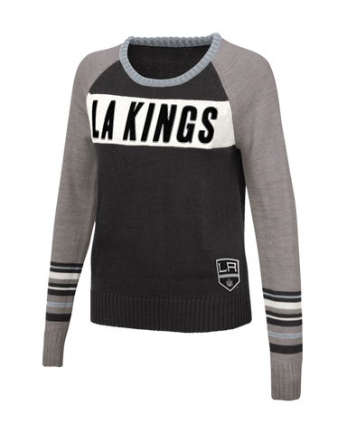 LA Kings Women's Team Spirirt Sweater