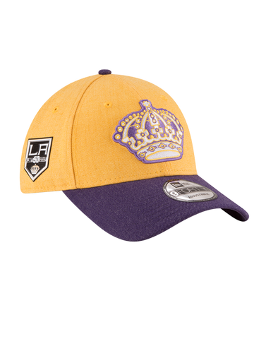 Los Angeles Kings 50th Anniversary Crown Cap