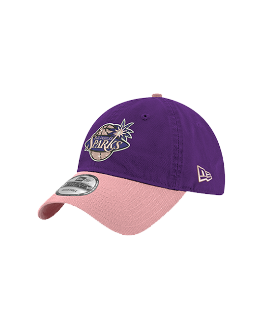 Los Angeles Sparks 9TWENTY Pink Logo Adjustable Cap