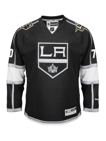 Los Angeles Kings Tanner Pearson Premier Home Jersey