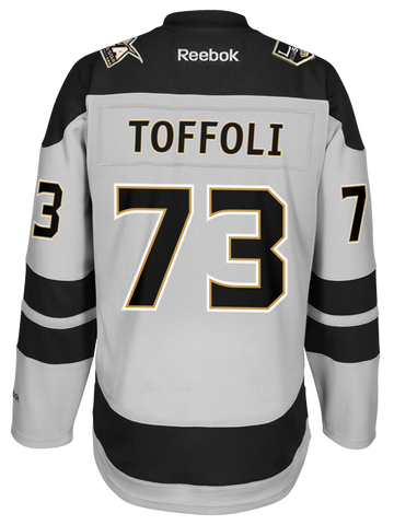 Los Angeles Kings 50th Anniversary Tyler Toffoli Premier Jersey