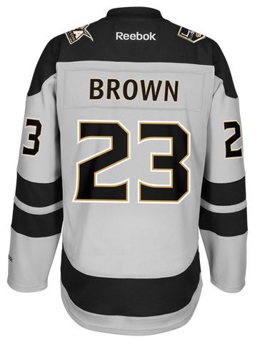 Los Angeles Kings 50th Anniversary Dustin Brown Premier Jersey