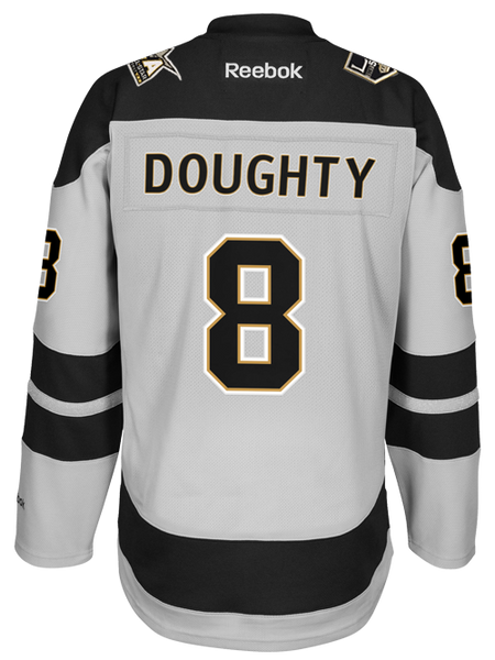 Los Angeles Kings 50th Anniversary Drew Doughty Premier Jersey