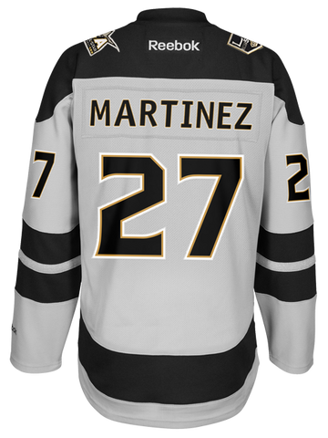 Los Angeles Kings 50th Anniversary Alec Martinez Premier Jersey