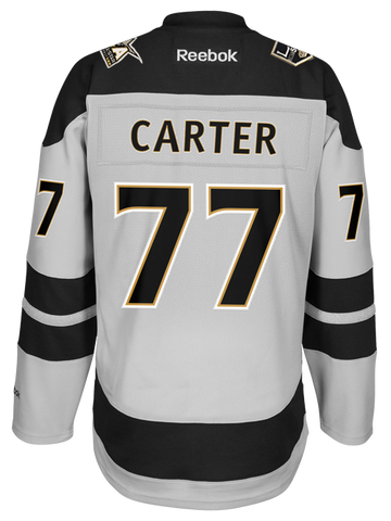 Los Angeles Kings 50th Anniversary Jeff Carter Premier Jersey