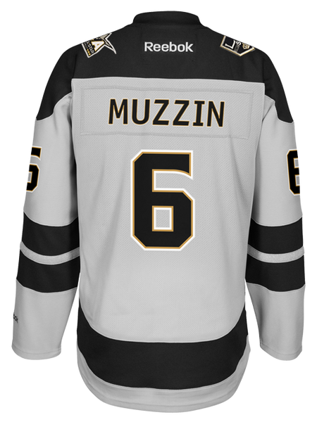 Los Angeles Kings 50th Anniversary Jake Muzzin Premier Jersey