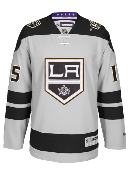 Los Angeles Kings 50th Anniversary Andy Andreoff Premier Jersey