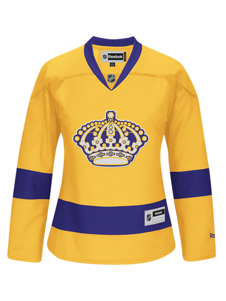 Los Angeles Kings Women's 3rd Premier Jersey