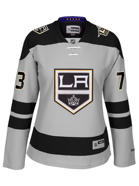 Los Angeles Kings 50th Anniversary Women's Tyler Toffoli Premier Jersey