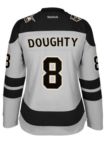 Los Angeles Kings 50th Anniversary Women's Drew Doughty Premier Jersey
