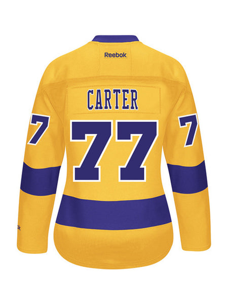 LA Kings Reebok Women's Jeff Carter 3rd Premier Jersey