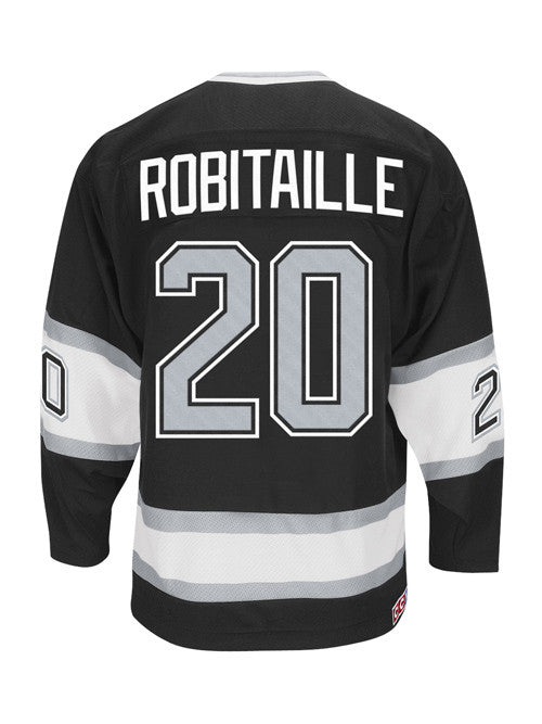 Los Angeles Kings Luc Robitaille Vintage Replica Jersey