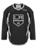 LA Kings Reebok Center Ice Practice Jersey - Black