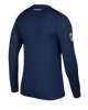 LA Galaxy Secondary Authentic Long Sleeve Jersey