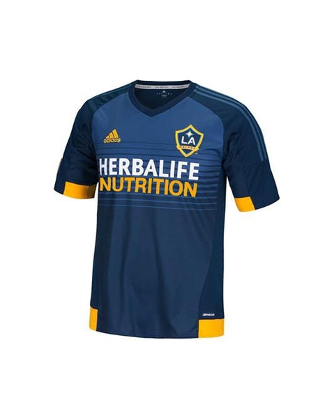 LA Galaxy Youth Secondary Replica Jersey