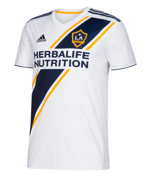 2b9458c10 LA Galaxy Primary Replica Jersey. Quick shop