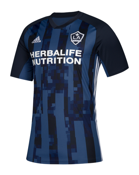 LA Galaxy Navy Night Replica Secondary Jersey