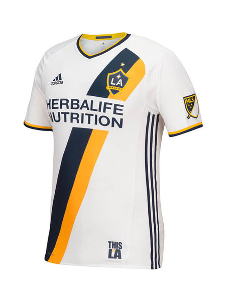 LA Galaxy Steven Gerrard Authentic Primary Jersey