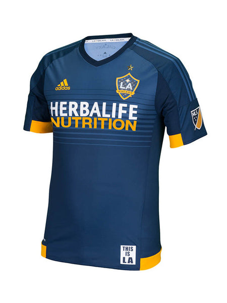 LA Galaxy Steven Gerrard Authentic Secondary Jersey