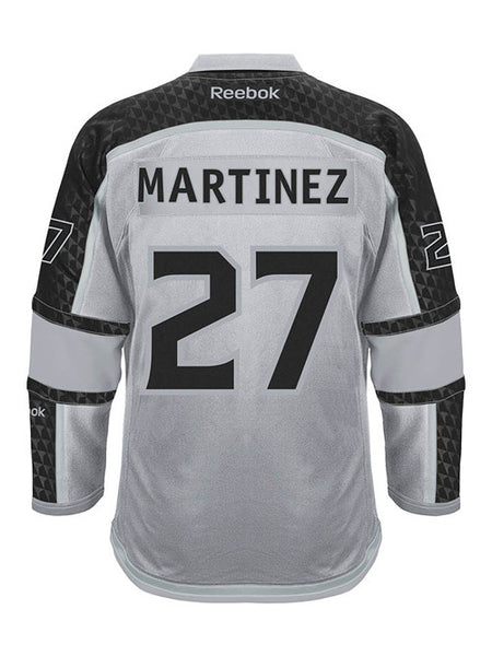 Los Angeles Kings Alec Martinez Premier Cross Check Jersey