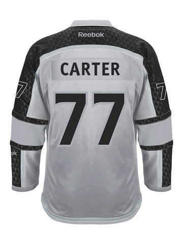 Los Angeles Kings Jeff Carter Premier Cross Check Jersey