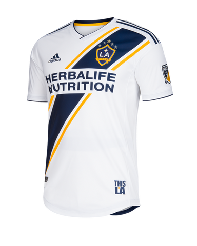 LA Galaxy Primary Authentic Jersey