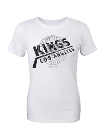Los Angeles Kings Youth Stick Winning Team Fashion T-Shirt
