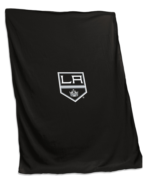LA Kings Primary Logo Sweatshirt Blanket