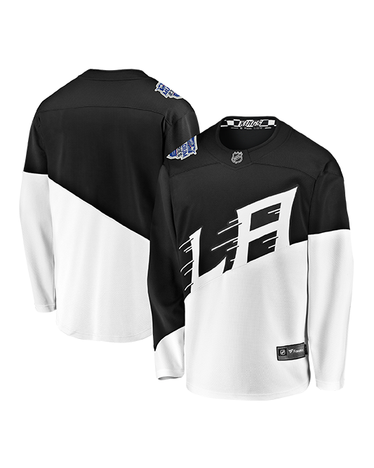 LA Kings Stadium Series Replica Jersey Blank