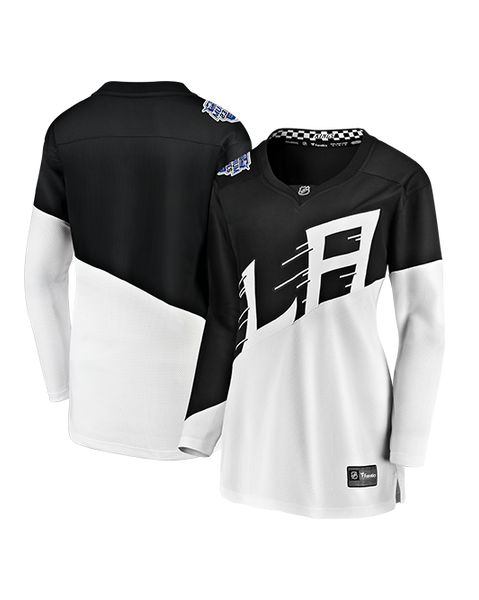 LA Kings Stadium Series Women's Replica Jersey Blank