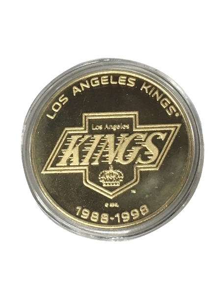 Los Angeles Kings 50th Anniversary Chevy Bronze Minted Coin