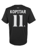 LA Kings Anze Kopitar Kid Authentic Player Short Sleeve T-Shirt