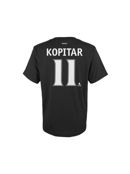 Los Angeles Kings Anze Kopitar Youth Player T-Shirt