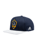 LA Galaxy Authentic Team Snapback Cap