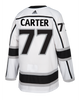 LA Kings Jeff Carter Authentic Pro Road Jersey