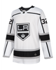 LA Kings Jonathan Quick Authentic Pro Road Jersey