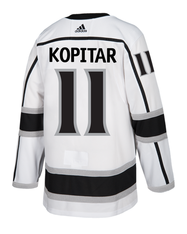LA Kings Anze Kopitar Pro Authentic Road Jersey