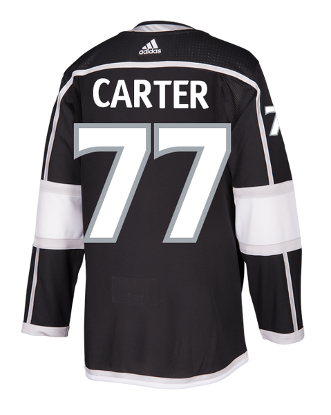 LA Kings Jeff Carter Pro Authentic Home Jersey