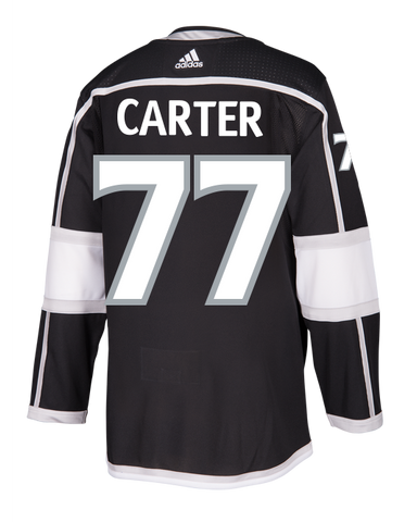 LA Kings Jeff Carter Authentic Pro Home Jersey
