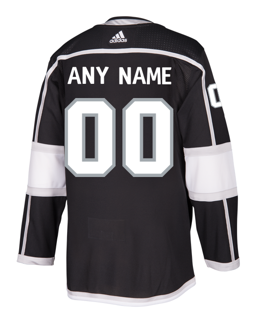 LA Kings Custom Authentic Pro Home Jersey – TEAM LA Store 6d5c6a4e0