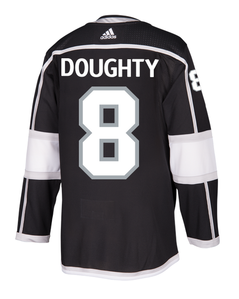 LA Kings Drew Doughty Pro Authentic Home Jersey