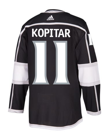 LA Kings Anze Kopitar Pro Authentic Home Jersey