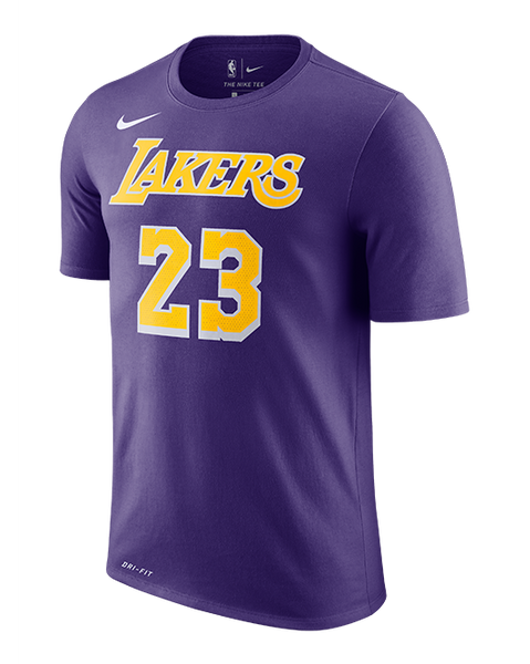 9b29f9ceead Los Angeles Lakers LeBron James 2018-19 Association Edition Swingman ...