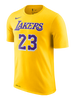 Los Angeles Lakers LeBron James Icon Player T-Shirt