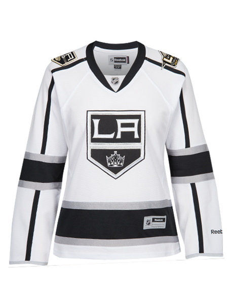 LA Kings Reebok Women's Premier Road Jersey