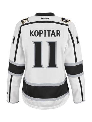 Los Angeles Kings Women's Anze Kopitar Premier Road Jersey