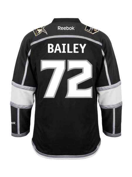 Los Angeles Kings Bailey Authentic Home Jersey