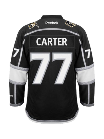 Los Angeles Kings Jeff Carter Authentic Home Jersey